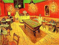 Ночной кабачок в Арле (Винсент ван Гог)