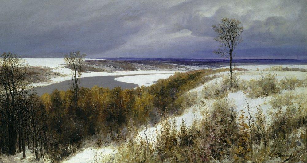 1895 поленов в д первый снег вариант